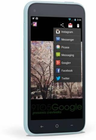 Facebook'un HTC'li telefonunun ilk görüntüleri! - Page 1
