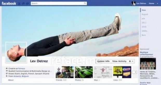 Facebook'un ilginç kapak fotoğrafları - Page 1