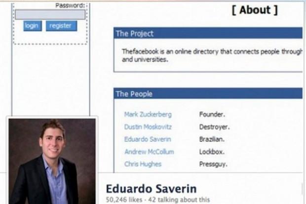 Facebook'un ilk 20 kullanıcısı - Page 1