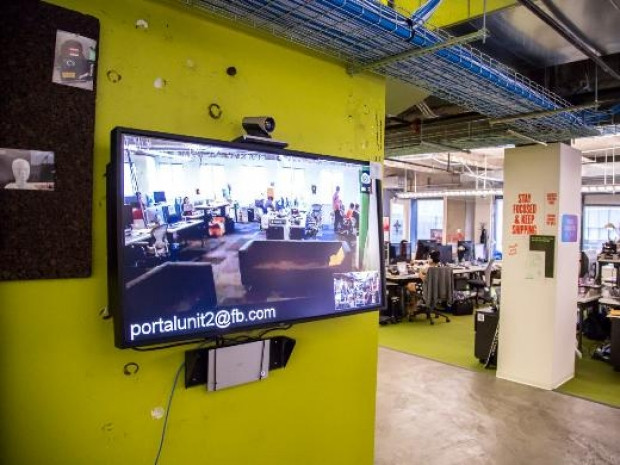 Facebook'un New York'taki ofisi - Page 2