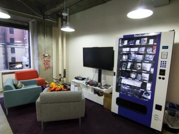 Facebook'un New York'taki ofisi - Page 3