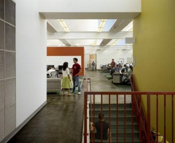 Facebook'un ofisleri, Google ofislerini aratmıyor! - Page 2