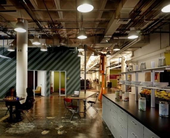 Facebook'un ofisleri, Google ofislerini aratmıyor! - Page 3