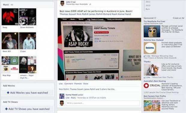 Facebook'un yeni Zaman Tüneli'ni  gördünüz mü? - Page 2