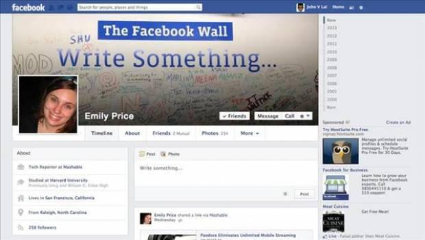 Facebook'un yeni Zaman Tüneli'ni  gördünüz mü? - Page 4