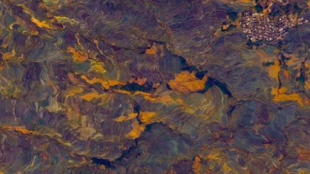 Fantastik uydu fotoğrafları şehirlere bakış açınızı değiştirecek - Page 4