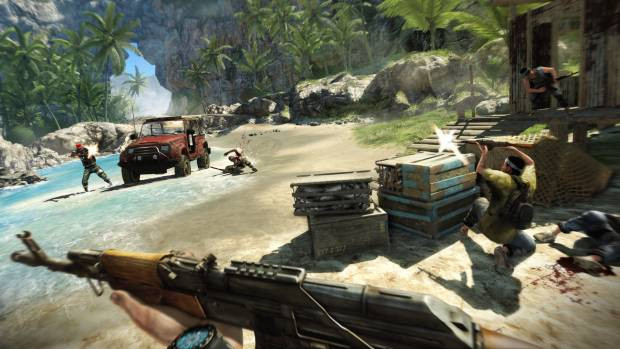Far Cry 3 - Page 3