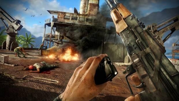 Far Cry 3'ün müthiş grafik görüntüleri! - Page 2