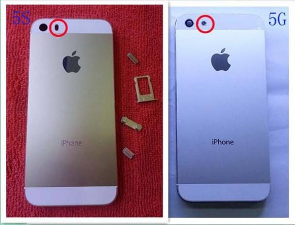 Farklı açılardan iPhone 5S ve iPhone 5C - Page 1