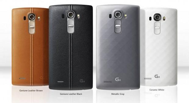 Farklı renk seçenekleriyle karşınızda LG G4! - Page 4
