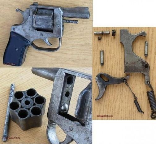 Farklı şekillerde tasarlanmış 19 el yapımı silah - Page 1