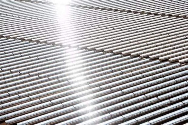 Fas dünyanın en büyük güneş enerjisi santralini açtı - Page 1