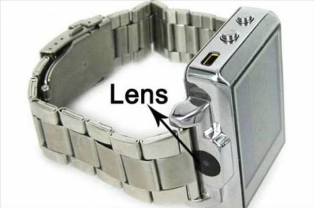 FBI casus kamerları hangi ürünlerde kullanıyor? - Page 1