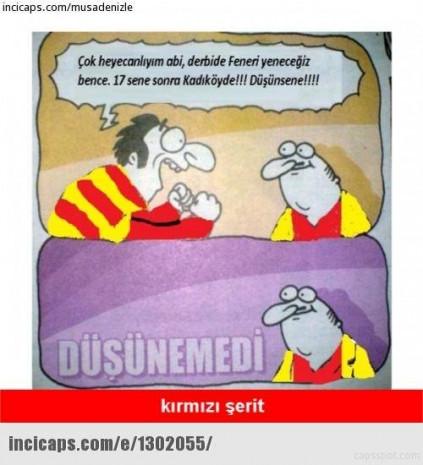 Fenerbahçe, Galatasaray'ı yendi caps'ler patladı! - Page 3