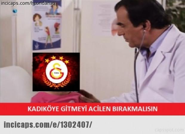 Fenerbahçe, Galatasaray'ı yendi caps'ler patladı! - Page 4