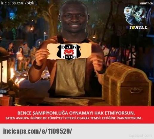 Fenerbahçe - Beşiktaş capsleri - Page 1