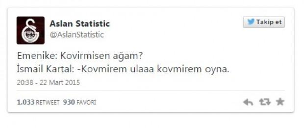 Fenerbahçe Beşiktaş derbisinin ardından yapılan tweetler - Page 1
