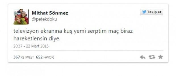 Fenerbahçe Beşiktaş derbisinin ardından yapılan tweetler - Page 2