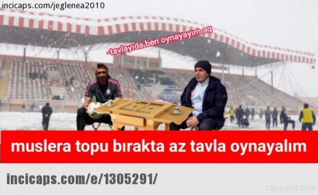 Fenerbahçe-Beşiktaş maçı capsleri - Page 3
