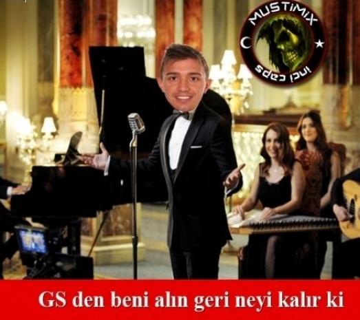 Fenerbahçe capsleri güldürdü - Page 1