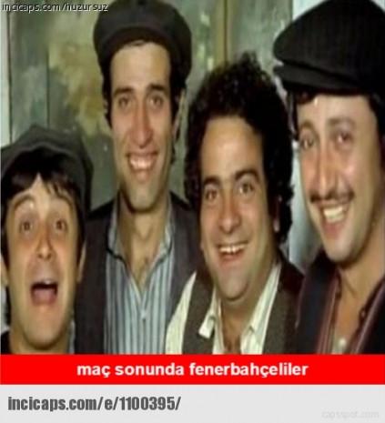 Fenerbahçe kazandı! Sosyal medyada Capsler patladı - Page 4