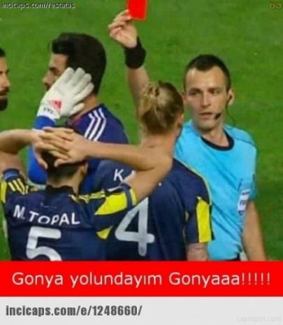 Fenerbahçe-Konyaspor caps'leri patladı - Page 3