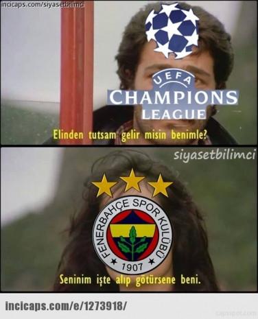 Fenerbahçe maçından sonra caps'ler patladı - Page 4