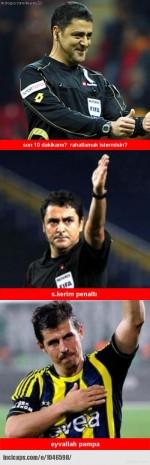 Fenerbahçe-Mersin İdmanyurdu maçı sonrası güldüren capsler - Page 1