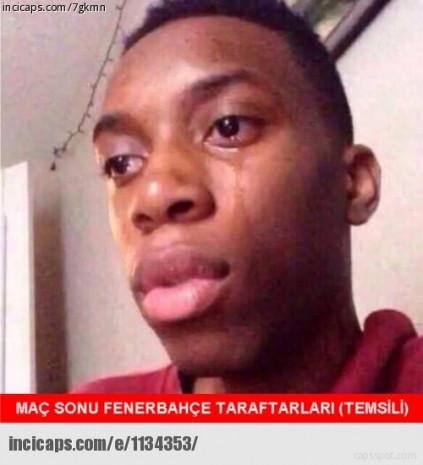 Fenerbahçe puan kaybetti, capsler patladı! - Page 3