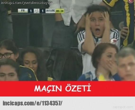 Fenerbahçe puan kaybetti, capsler patladı! - Page 4