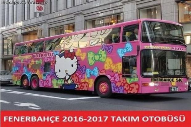 Fenerbahçe ve Hello Kitty anlaşması hakkında yapılan caps'ler - Page 1