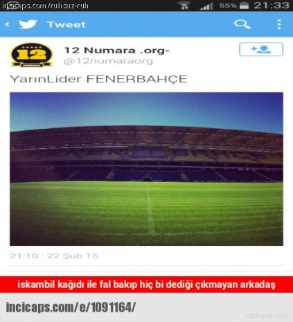 Fenerbahçe yenildi, sosyal medyada yer yerinden oynadı - Page 3