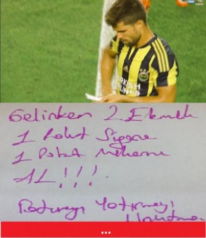 Fenerbahçe'nin güldürmekten öldüren capsleri - Page 1