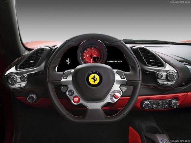 Ferrari 488 GTB 2016 için makyajlandı - Page 1