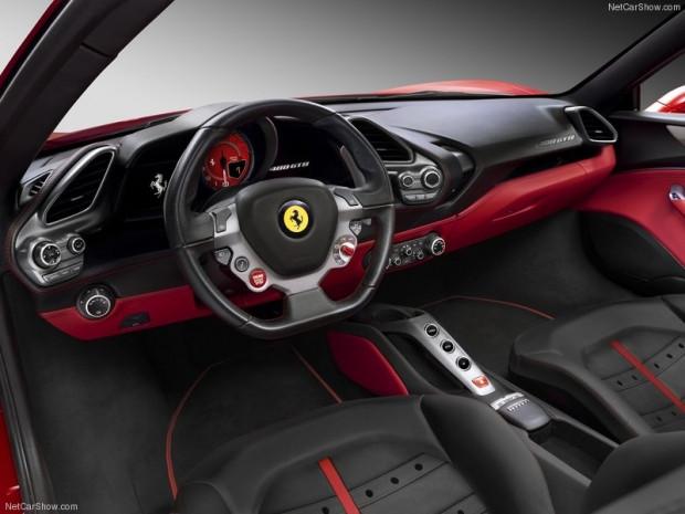 Ferrari 488 GTB 2016 için makyajlandı - Page 2