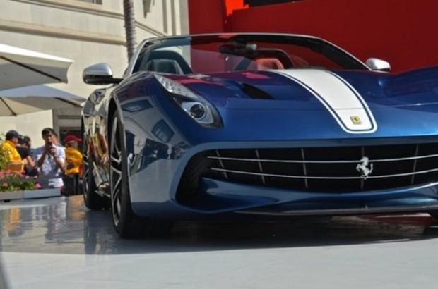 Ferrari, 60'ıncı yılını 60 farklı Ferrari modelinin sergilendi - Page 1