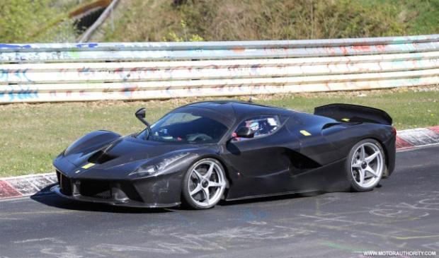 Ferrari LaFerrari XX göründü! - Page 1