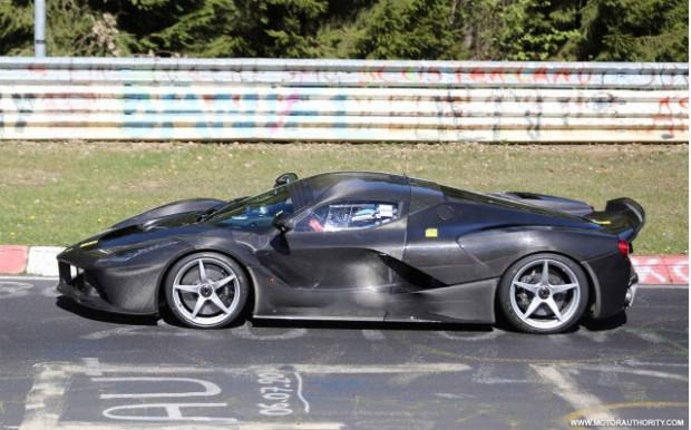 Ferrari LaFerrari XX göründü! - Page 2