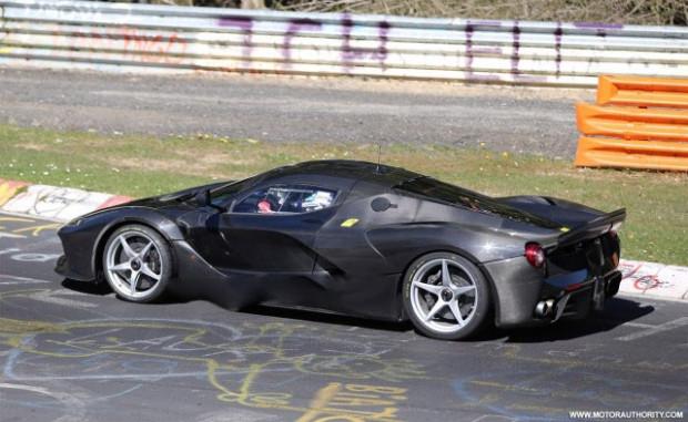 Ferrari LaFerrari XX göründü! - Page 3