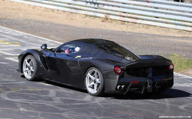Ferrari LaFerrari XX göründü! - Page 4