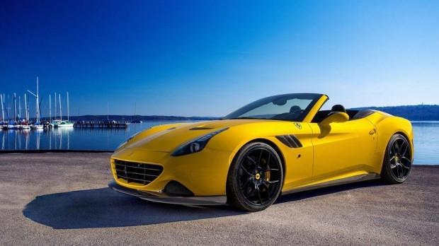 Ferrari, manuel vites kutusu üretimine son verdi - Page 1