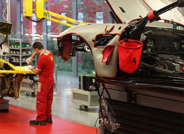 Ferrari nasıl imal ediliyor? - Page 3