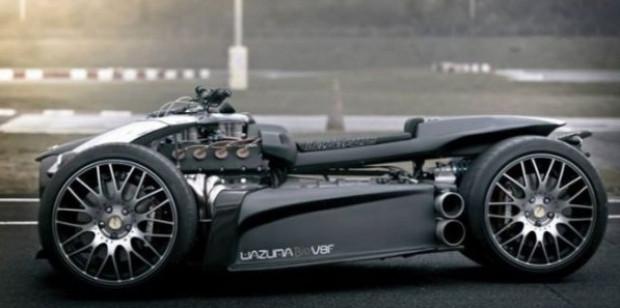 Ferrari ve BMW ortak çalıştı, işte sonuç! - Page 3