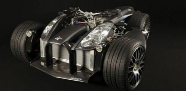 Ferrari ve BMW ortak çalıştı, işte sonuç! - Page 4
