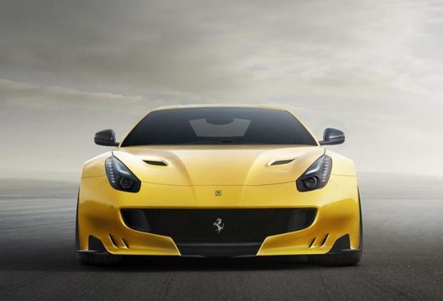 Ferrari'den özel seri - Page 1