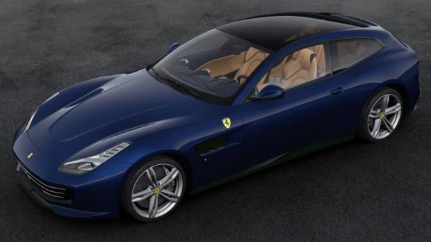 Ferrari'nin 70'inci yılına özel olarak sınırlı sayıda üreteceği modeller - Page 1