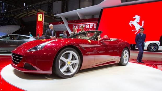 Ferrari'nin California T modeli Türkiye lansmanı! - Page 1