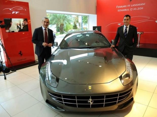 Ferrari'nin California T modeli Türkiye lansmanı! - Page 2