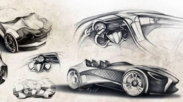 Bu da Ferrari'nin elektrikli aracı - Page 2