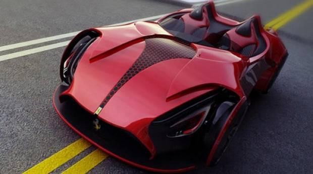 Bu da Ferrari'nin elektrikli aracı - Page 3
